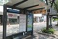 Bus shelter at Ximen General Commerce Building 20190813.jpg