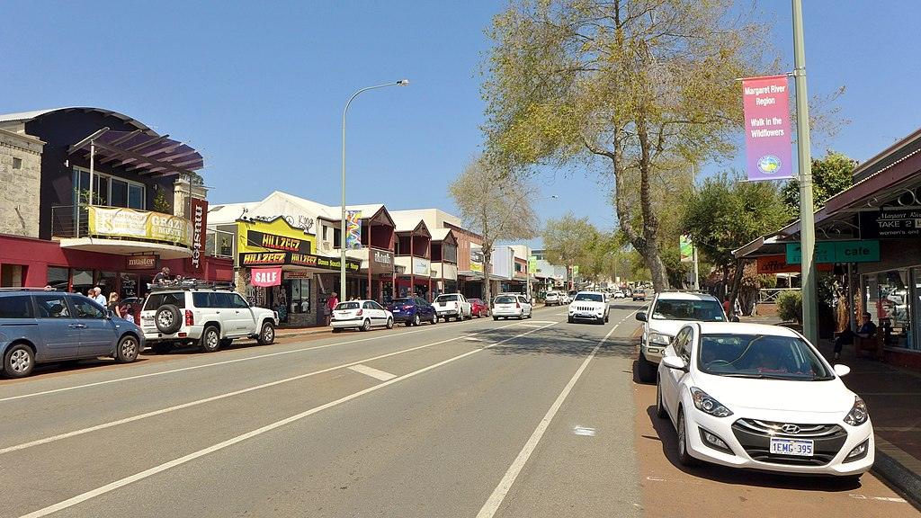 bussell highway closure