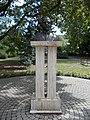 Bust of Imre Nagy by Iván Paulikovics, 2017 Tatabánya.jpg
