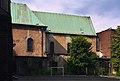 Bytom Adalbert church south 2020.jpg