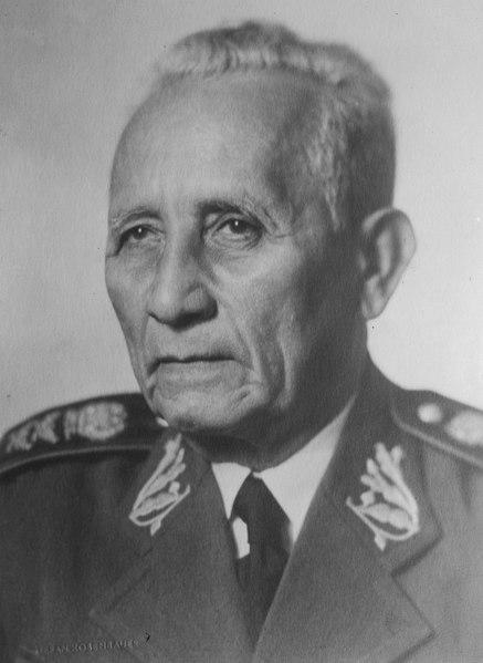 Candido Mariano da Silva Rondon, General