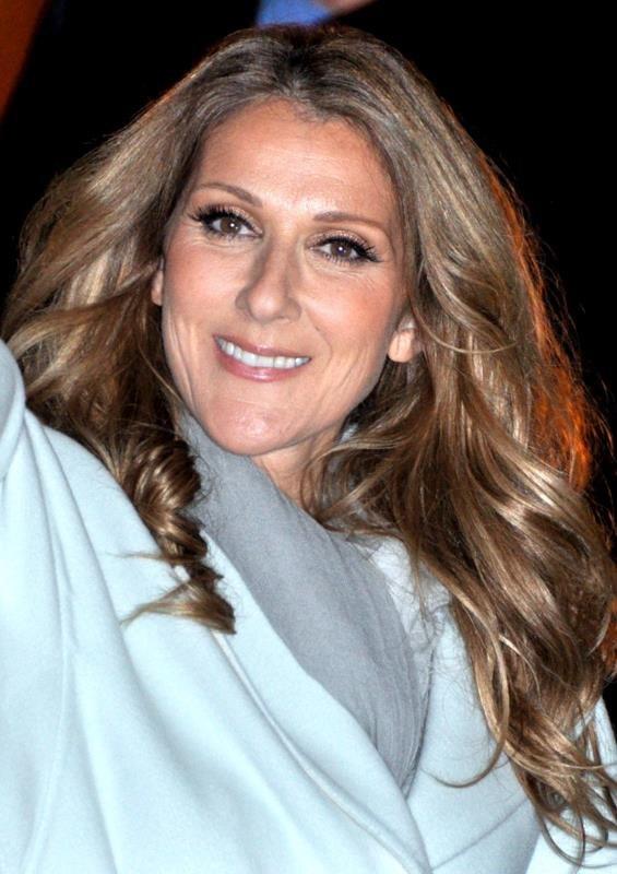Céline Dion 2012