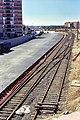 C3.06 Zaragoza, Stadttunnel, Altbaugleise beim Rückbau.jpg
