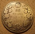 CANADA, GEORGE V 1917 -50 CENTS a - Flickr - woody1778a.jpg