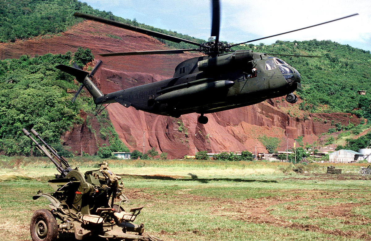 Today in history… US forces respond to Grenada crisis