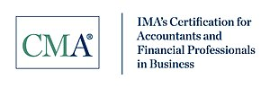 Certified Management Accountant - Image: CMA Full Color RGB