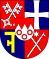 COA cardinal DE Dopfner Julius August2.png