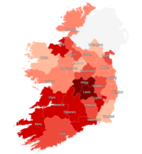 COVID-19 pandemic in the Republic of Ireland Ongoing COVID-19 viral pandemic in the Republic of Ireland
