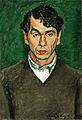 CZIGÁNYDezső (1883-1937) painter Self-portrait 1912.jpg