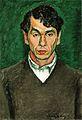 CZIGÁNYDezső (1883-1937) painter Self-portrait 1912.jpg