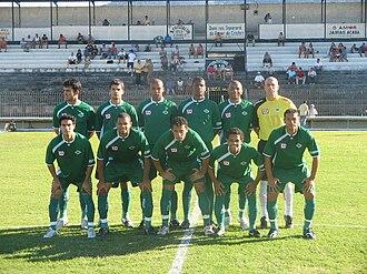 Associação Desportiva Cabofriense - Team photo from the 2007 season