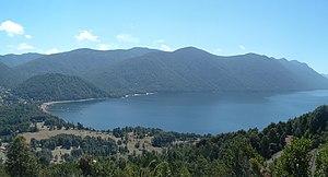 Caburgua Lake - Image: Caburgua 5