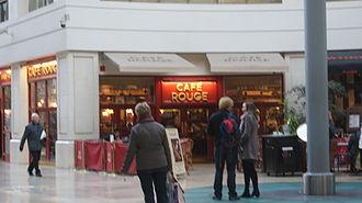 Café Rouge - Café Rouge at The Light, Leeds