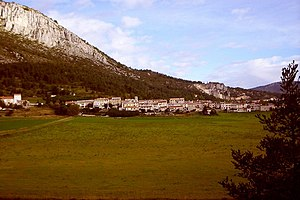Caille, Alpes-Maritimes - A general view of Caille