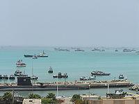 O porto de Callao