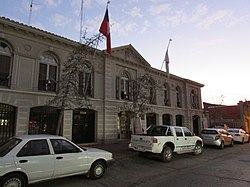 Town hall of Los Andes