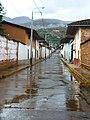 Calle de la ciudad de Jesús, Cajamarca, Perú.jpg