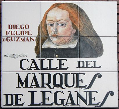 How to get to Calle Del Marqués De Leganés with public transit - About the place