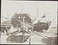 Calvert Jones, Boats on the Marina, Senglea, Malta 1846.jpg