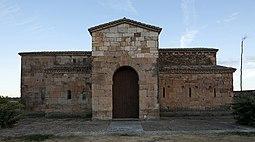 Campillo, Iglesia de San Pedro de la Nave-PM 17817.jpg