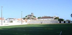 CU Micaelense - Setting of the stadium in Ponta Delgada