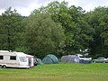 Campsite near Cymer Abbey - geograph.org.uk - 430252.jpg
