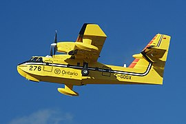 Canadair CL-415 C-GOGX Ontario 2