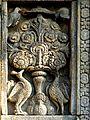 Candi Prambanan - 042 Kalpataru and Peacock, Siva Temple (12042209226).jpg