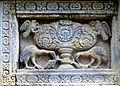 Candi Prambanan - 130 Kalpataru and Egrets, Nandi Temple (12042268386).jpg