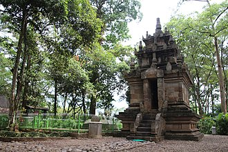 Cangkuang - Cangkuang temple