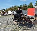 Cannstatter Volksfest 2011 Benz Patent-Motorwagen.jpg