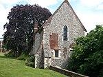 Canterbury - Greyfriars Chapel