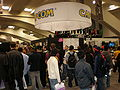 Capcom booth at WonderCon 2009.JPG
