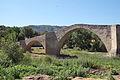 Capella (Huesca) Puente románico 4881.JPG