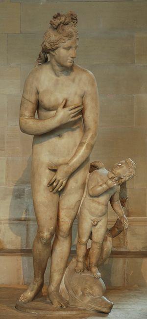 Borghese Venus - The Borghese Venus (Louvre)