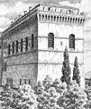 Cappella sistina, aspetto originario, stampa del XIX secolo.jpg
