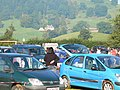 Car Boot Sale, Llangedwyn - geograph.org.uk - 976394.jpg