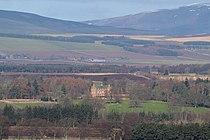 Careston Castle and surrounding area - geograph.org.uk - 1202120.jpg