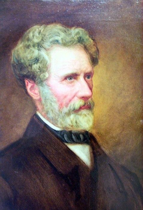 Carl Jakob Sundevall 1801-1875