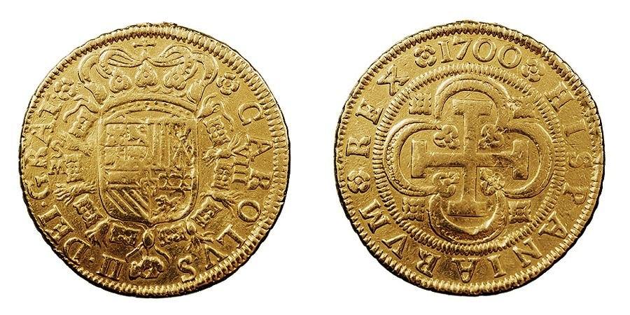 Carlos II 8 escudos 20787