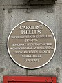 Caroline Phillips plaque detail.jpg