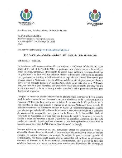 File:Carta a SUBTEL ref Wikipedia Zero.pdf
