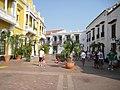 Cartagena, Colombia street scene (24315285866).jpg