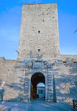 Casalbore (AV), 2017, La Torre Normanna. (36101243124).jpg