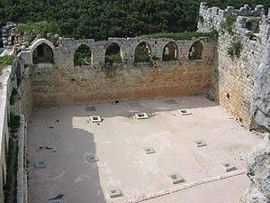 Citadel of Salah Ed-Din - Inner view