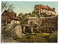 Castle, (west side), Nuremberg, Bavaria, Germany-LCCN2002696166.jpg