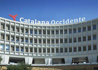 Catalana occidente wikipedia la enciclopedia libre for Catalana occidente oficinas
