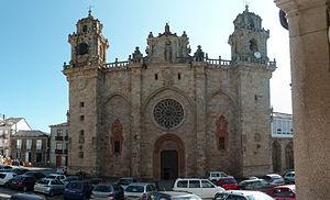 Roman Catholic Diocese of Mondoñedo-Ferrol - Cathedral of Mondoñedo