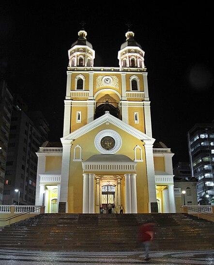 Ficheiro:Catedral de florianopolis.JPG