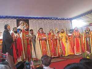 Piravom - Piravom Valiyapally Cathedral declaration